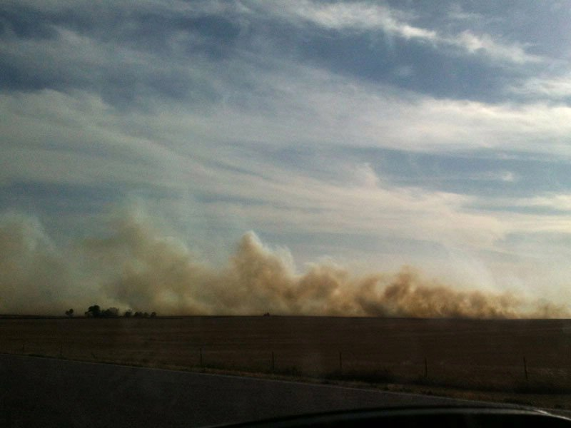 watertown grassfire submitted by susan