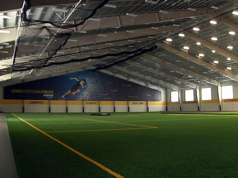 fieldhouse at sanford sports complex sioux falls
