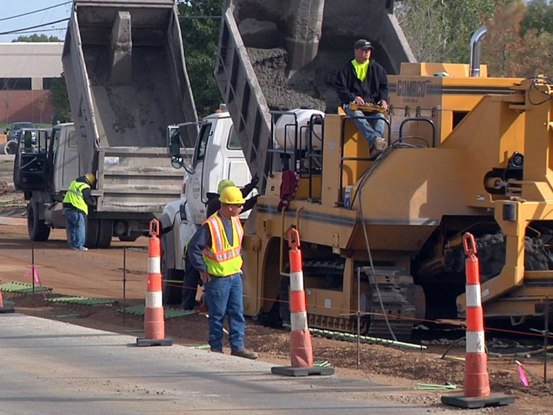 sioux falls street work marion road construction 200 miles of projects