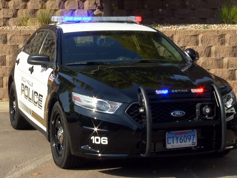new sioux falls police cars ford interceptor
