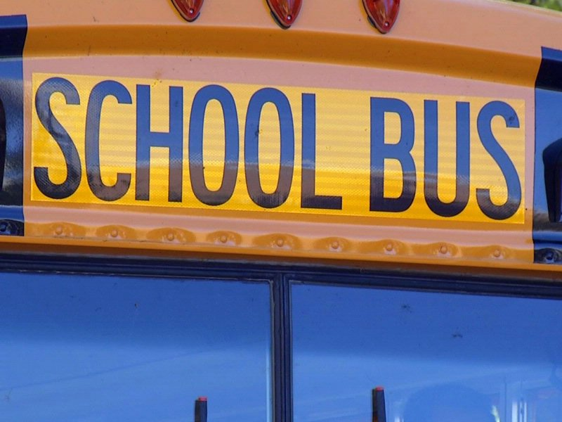 school bus generic students education