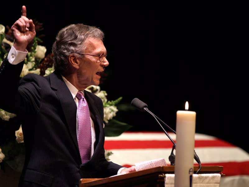 tom daschle george mcgovern funeral