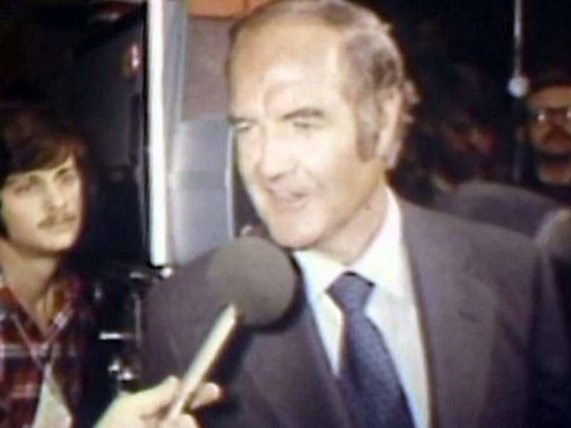 George McGovern at KELO