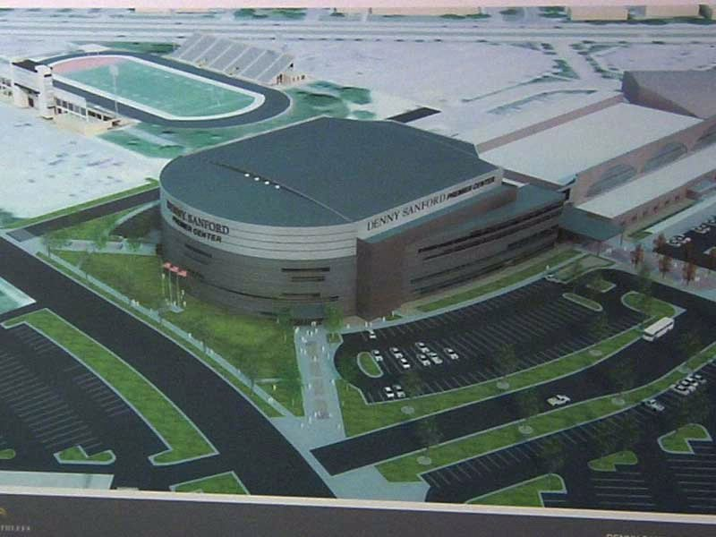 new events center renderings from architects