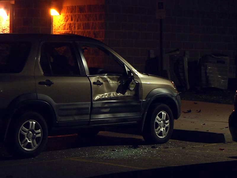 church crash robert G. larson DUI charges