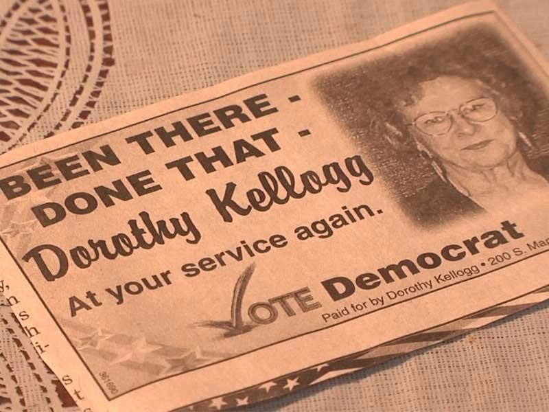 92-year-old running for SD legislature in Watertown