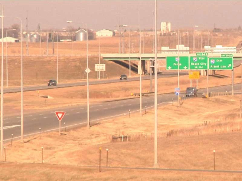 traveling, holiday travel, interstate 29