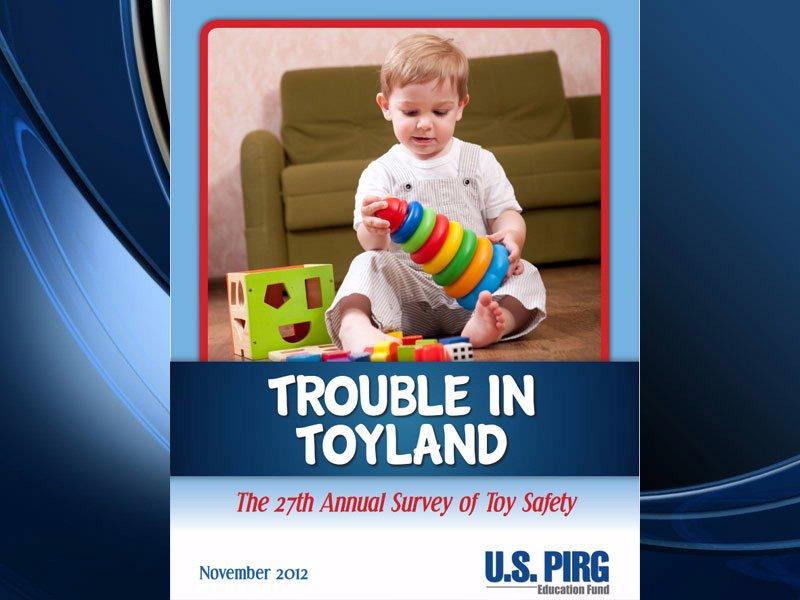 dangerous toy report