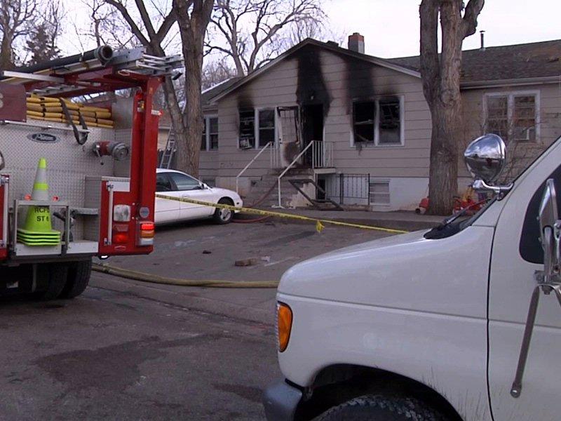 Rapid City fire kills four people three children killed
