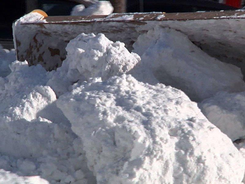 snow snowfall pile plow december story