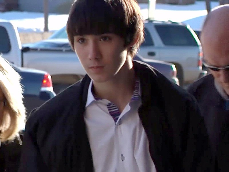 Braiden McCahren pierre murder suspect 16-years-old victim: Dalton Williams