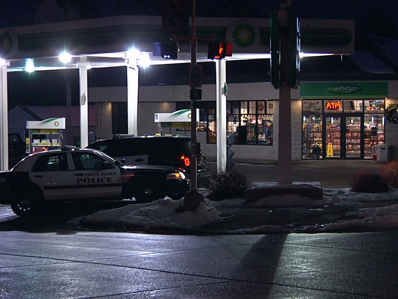 BP Gas Station Robbery 18th Street & Cleveland Avenue