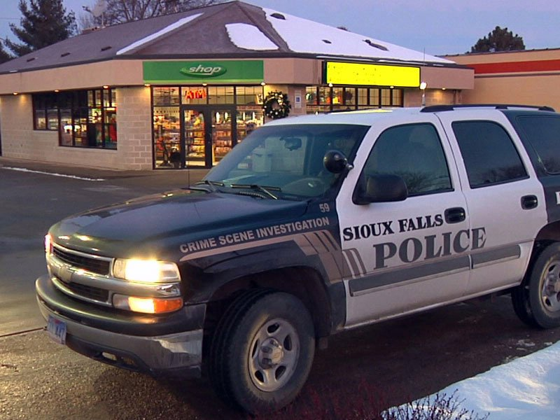 sioux falls convenience store robbery