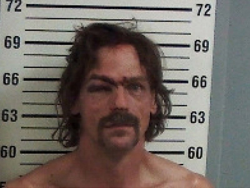 Charles Leroy Beeney escaped from Beadle County Jail held correctional officer hostage armed and dangerous