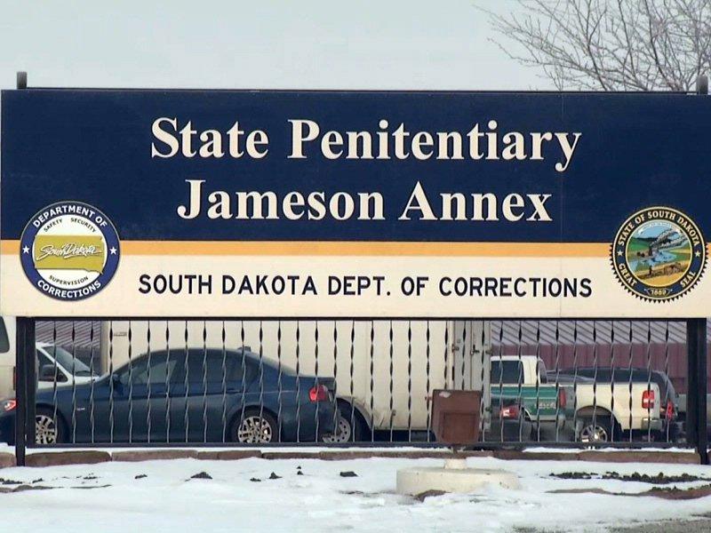 South Dakota State Prison Jameson Annex prisoners crime ciminals not a jail