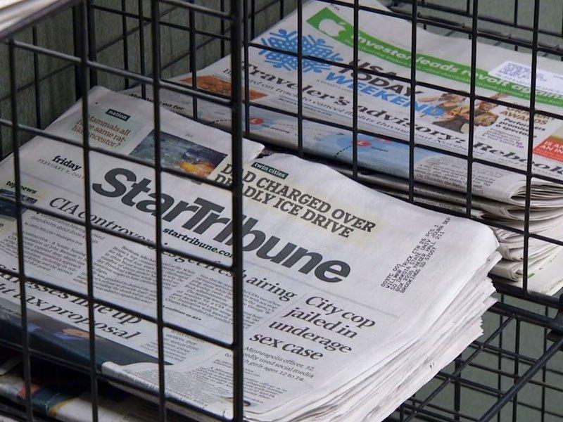 newspapers star tribune us today
