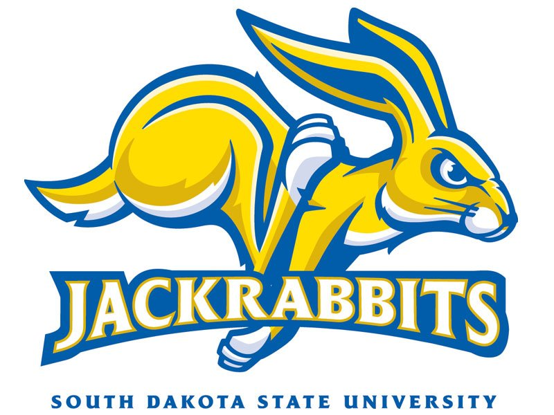 SDSU logo jackrabbits athletics