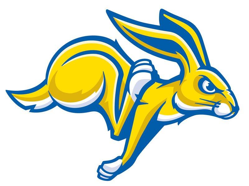 SDSU jackrabbits athletics logo