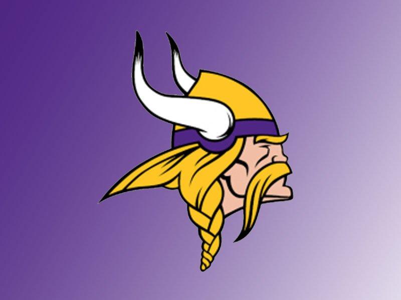 minnesota vikings NFL new logo football
