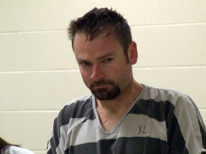 Jesse Rains tea fire meth arrest
