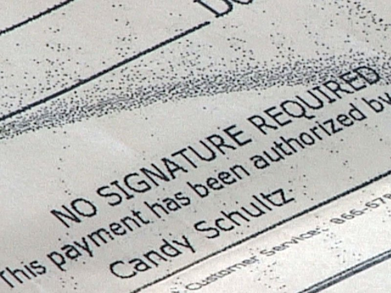 New Scam Steals Check Routing Numbers
