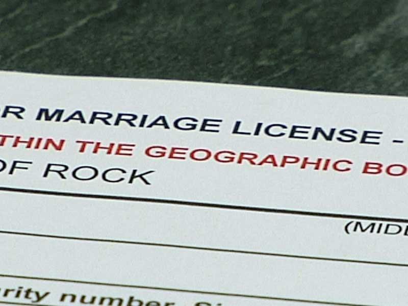 Same Sex Marriage Minnesota