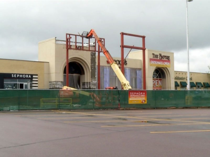 YMM Empire Mall Renovation