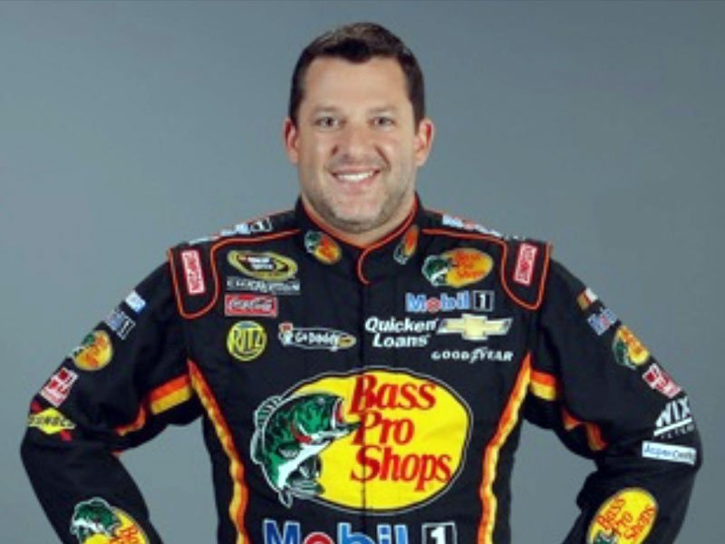 tony stewart coming to husets on july 3