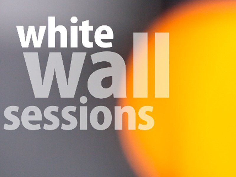 white wall sessions logo