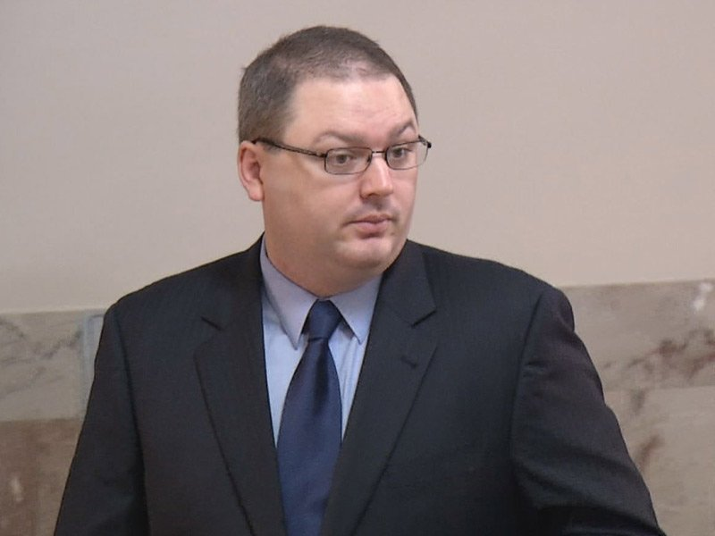 Daniel Willard robocall trial