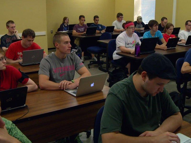 Dakota State University Class EYE