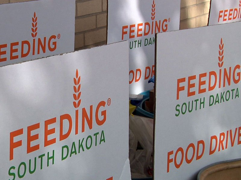 KELOLAND Food Drive