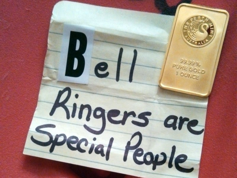 gold bar found in salvation army red kettle