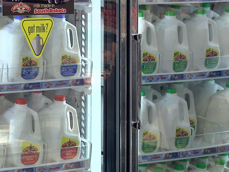 milk prices grocery store