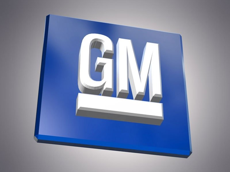 general motors GM logo