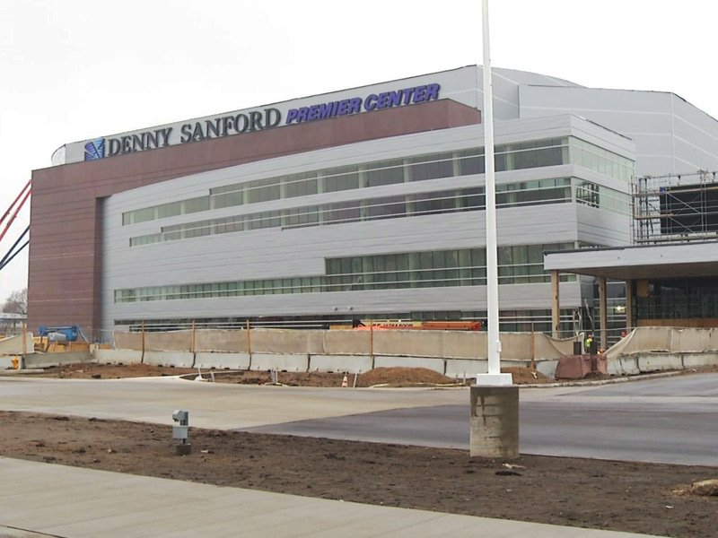 Denny Sanford PREMIER Center events