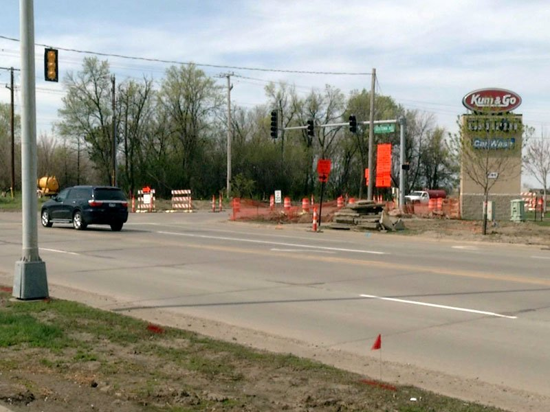 sertoma avenue construction