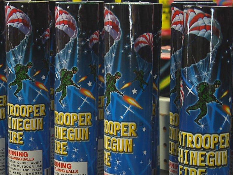 fireworks safety generic