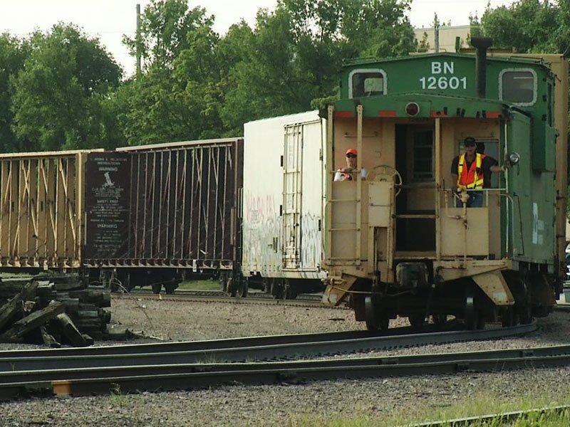 Railroad, Garretson