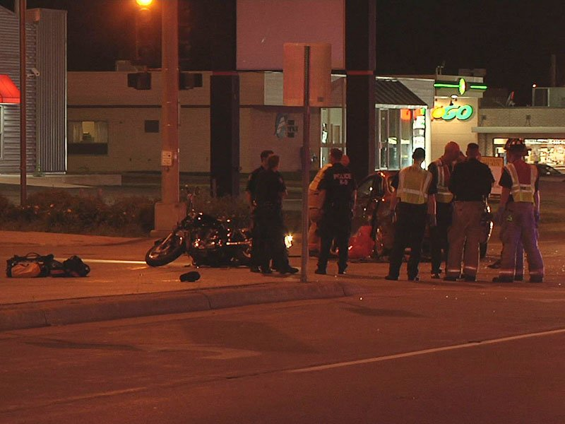 quintin mcmartin motorcycle crash drunk Cythia Goeman charged