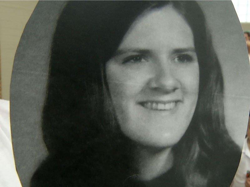 school secretary Becky Basche