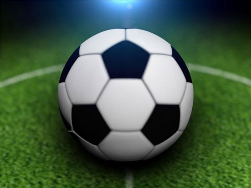 Soccer Ball, Generic, Field