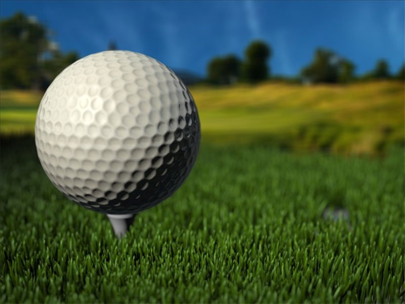 Generic, Course, Golf Ball