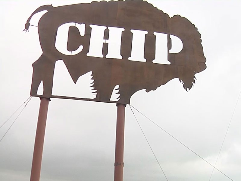 buffalo chip, town, campground
