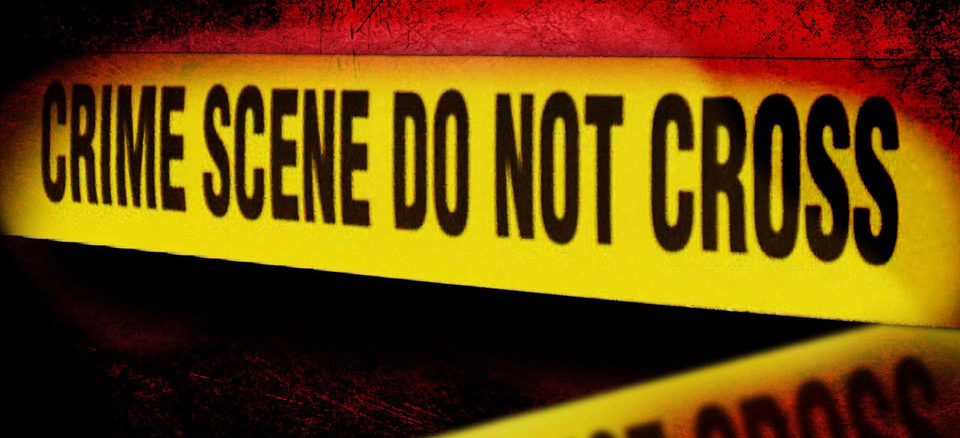 Crime Generic Police Crime Scene