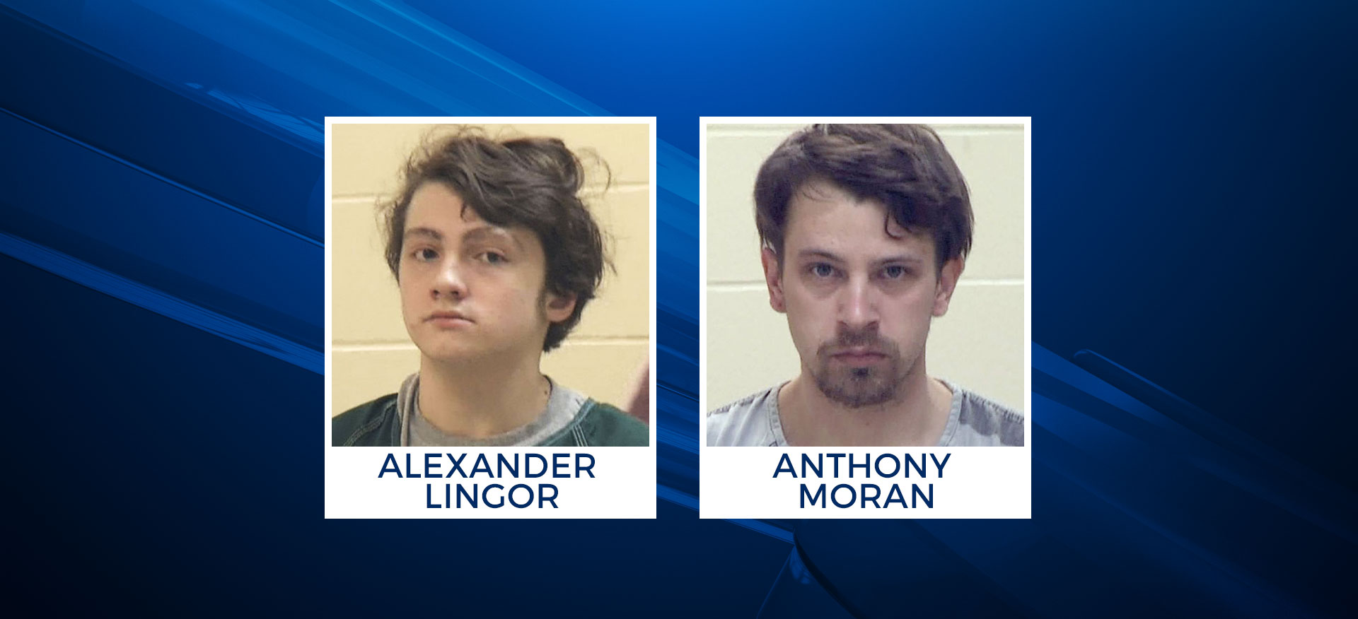 Alexander Lingor Anthony Moran charges deadly Sioux Falls crash