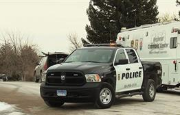 Suspect Surrenders To Special Response Team In Rapid City