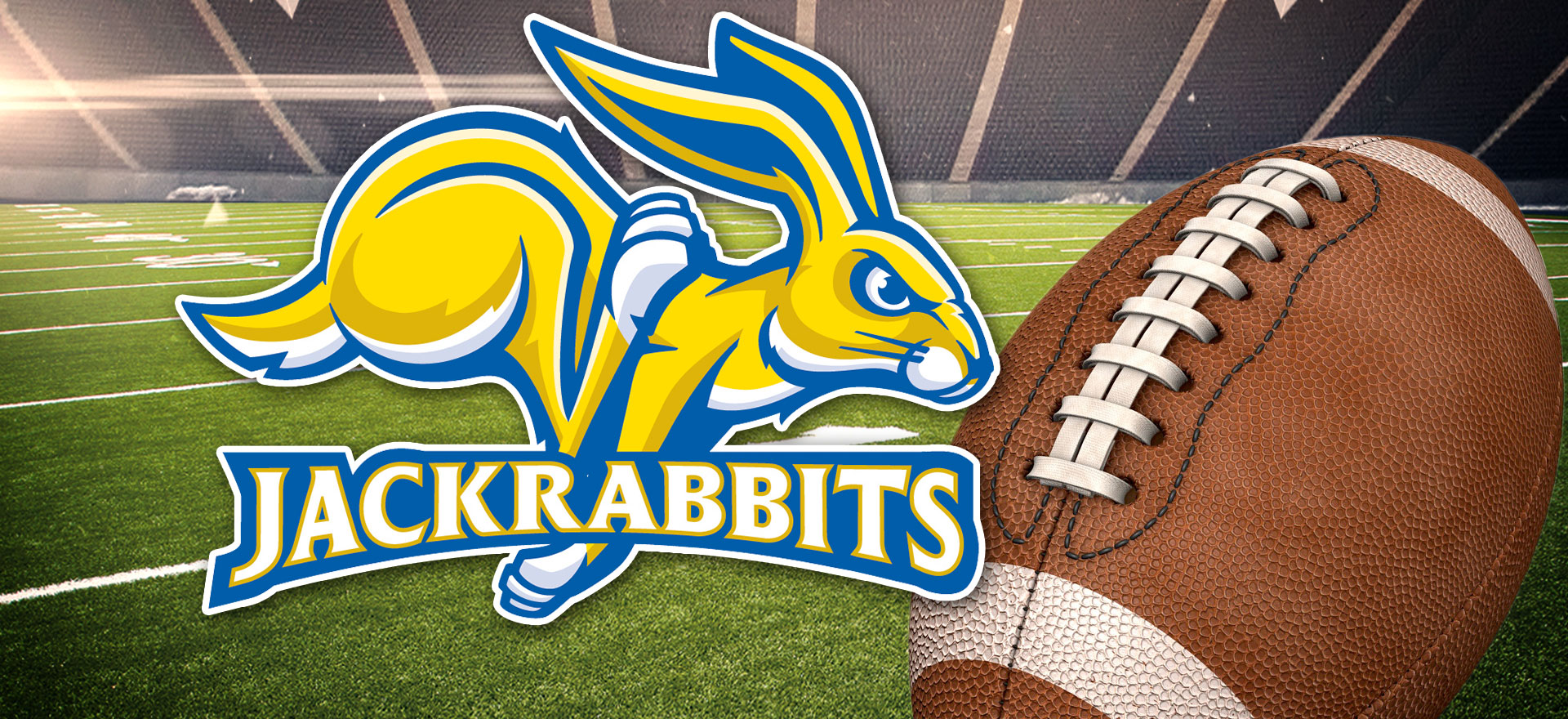 SDSU Jackrabbits South Dakota State University Jacks Football