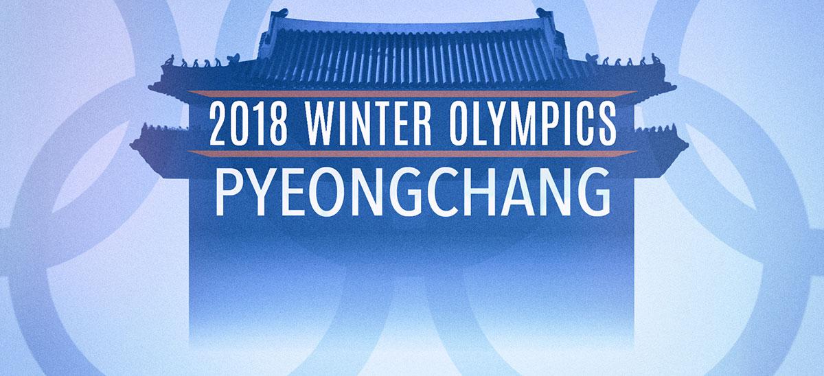 2018 Winter Olympics Pyeongchang