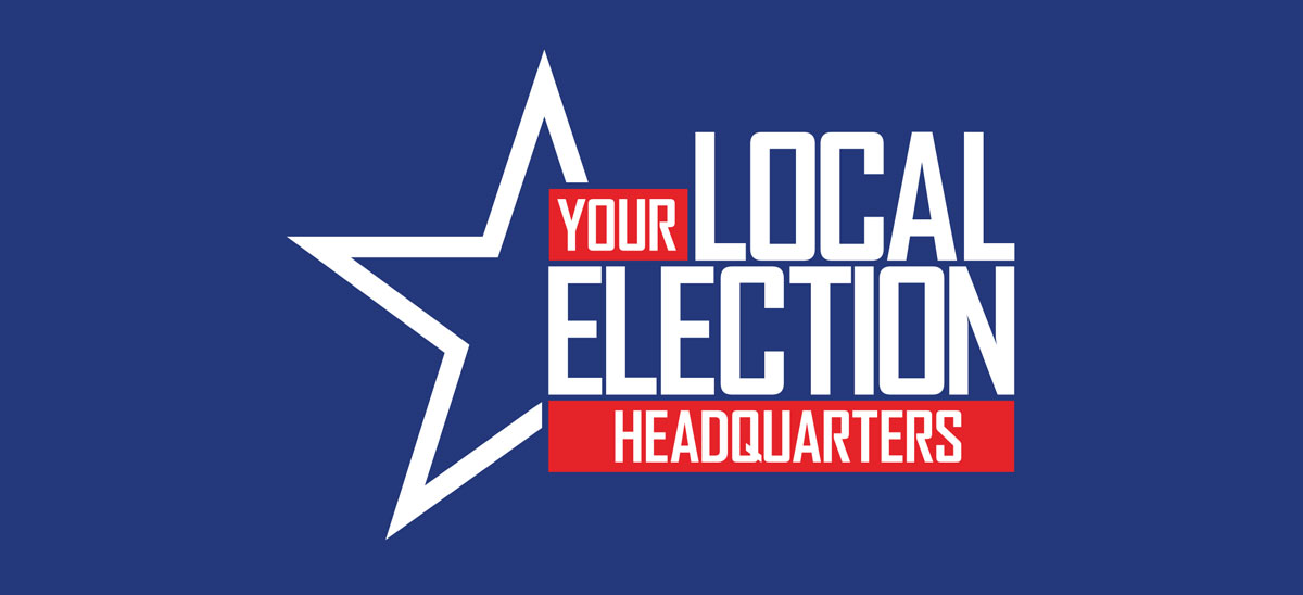 Your Local Election Headquarters Election Generic